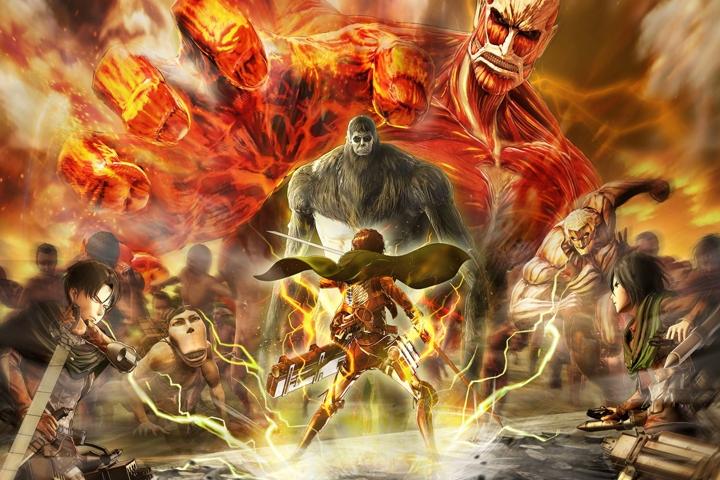 A.O.T. 2: Final Battle è arrivato su PC e console!