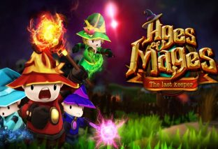 Ages of Mages: The Last Keeper arriverà il 30 maggio su Nintendo Switch!