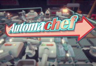 Automachef, costruisci la tua cucina automatizzata il prossimo 23 luglio su Steam e Nintendo Switch!