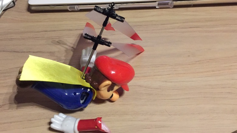 Carrera RC 2,4GHz Super Mario