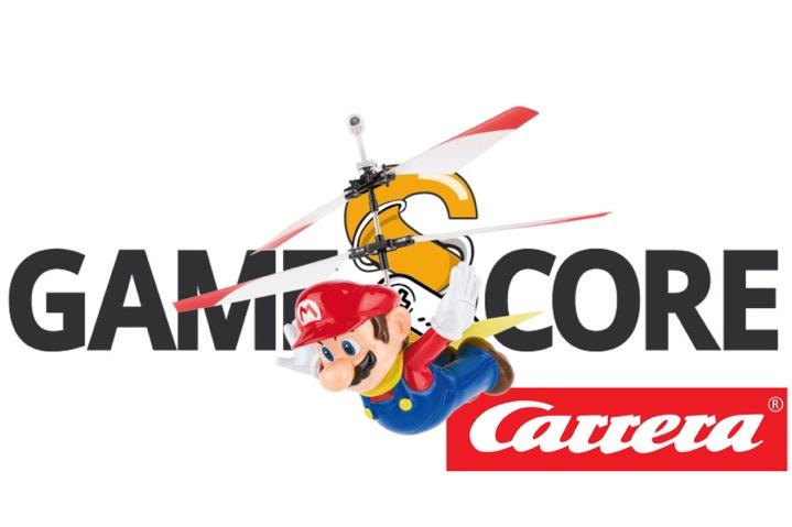 Carrera RC 2.4GHz Super Mario: Flying Cape Mario – Recensione