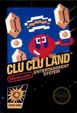 Clu Clu Land Cover