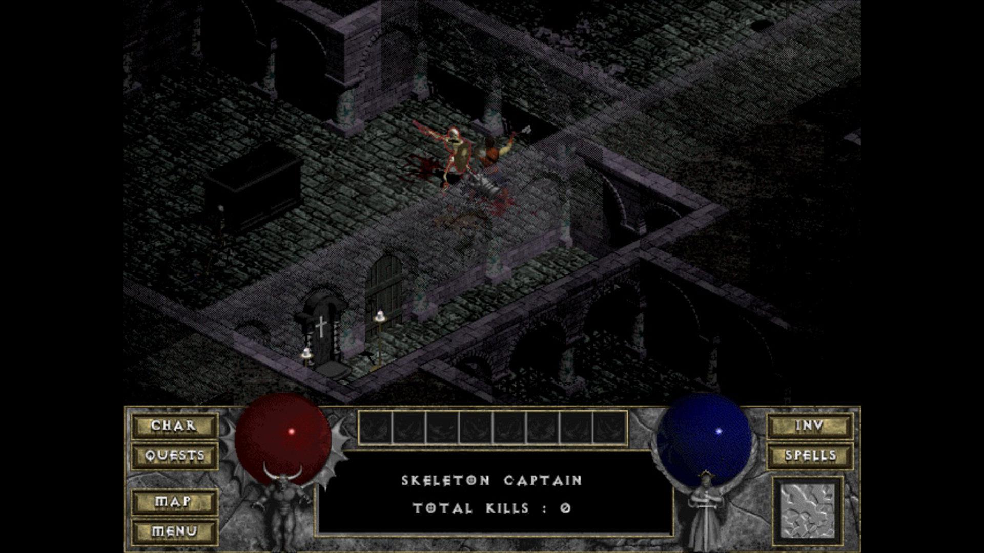 Diablo gameplay 1