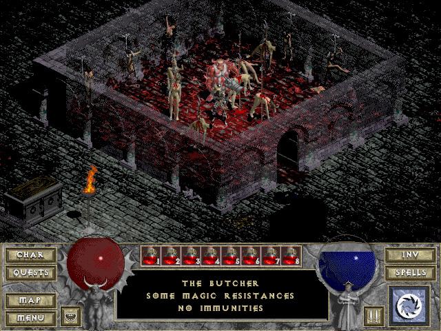 Diablo gameplay 3