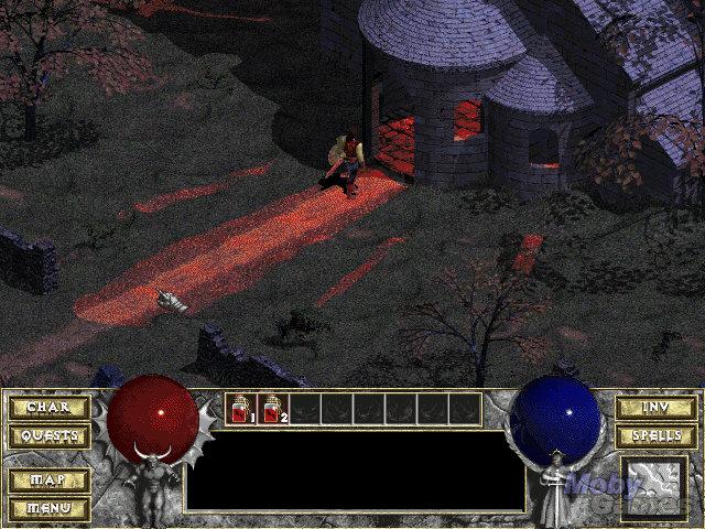 Diablo gameplay2