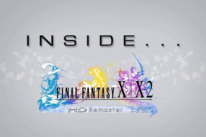 Inside Final Fantasy X/X-2 HD Remaster, uno sguardo dietro le quinte del gioco!