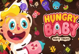 Hungry Baby: Party Treats arriverà il 24 maggio su Nintendo Switch!