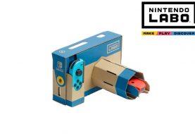 Nintendo Labo Kit VR: montiamo e proviamo la fotocamera!