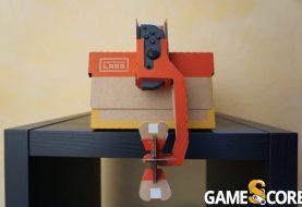 Nintendo Labo Kit VR: montiamo e proviamo la girandola!