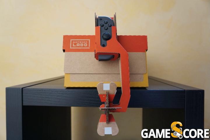 Kit VR Nintendo Labo: la Girandola Toy-Con