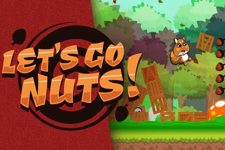 Let's Go Nuts: il gioco platform arriverà il 17 luglio su Nintendo Switch!