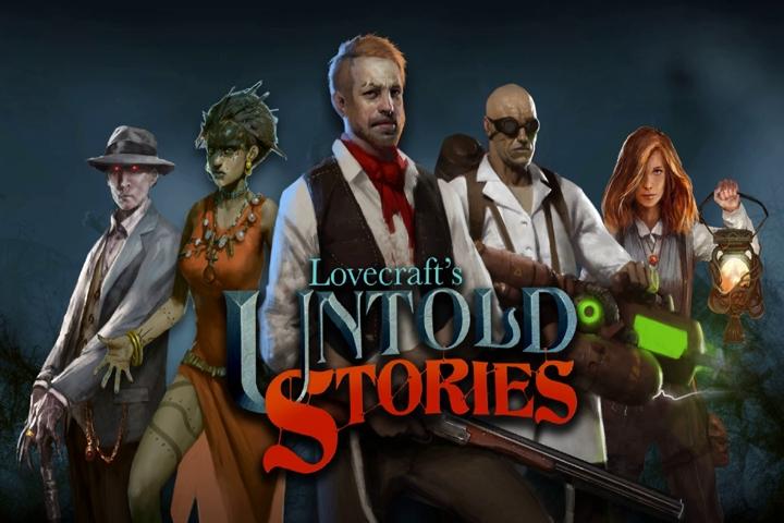 Lovecraft's Untold Stories – Recensione