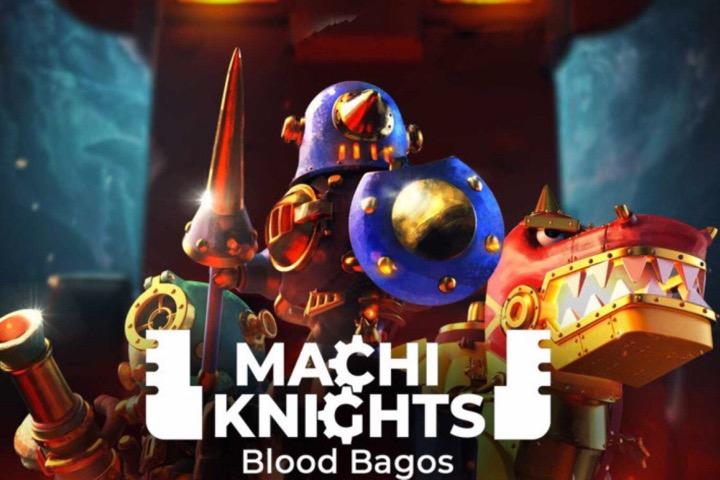 MachiKnights: Blood bagos – Recensione
