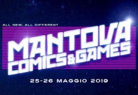 GameScore al Mantova Comics & Games 2019