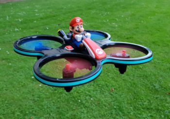 Carrera RC 2.4GHz Mini Mario-Copter - Recensione
