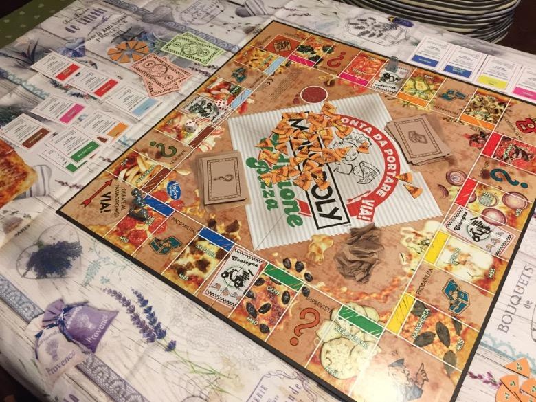 Monopoly Pizza