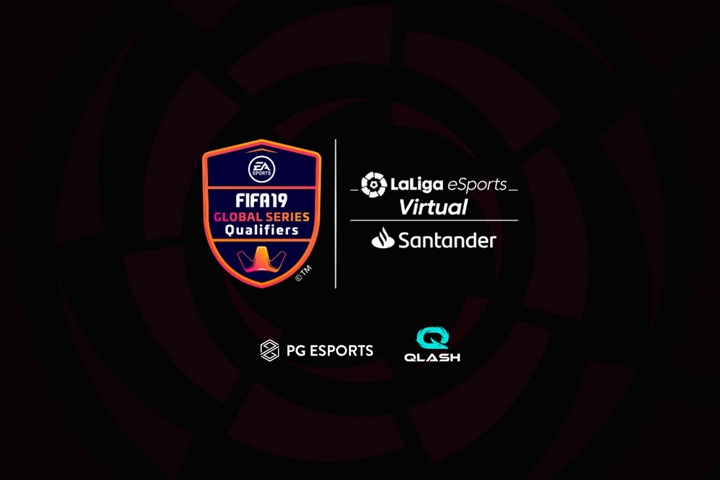 PG Esports trasmetterà oggi il torneo spagnolo di FIFA 19!