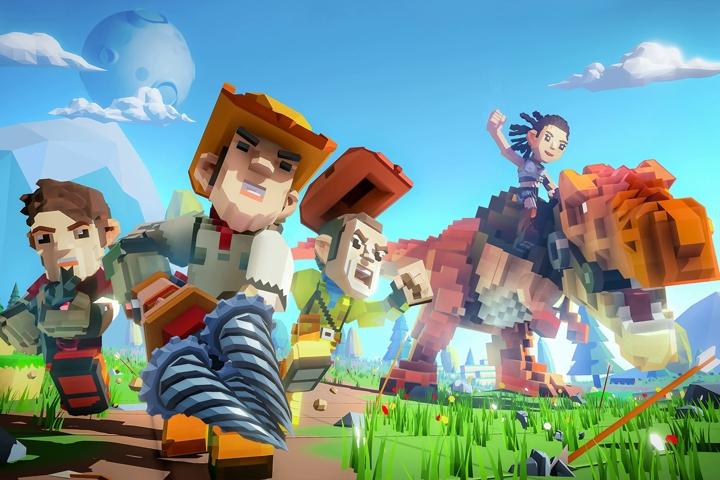 PixARK è disponibile da oggi, 31 maggio, su Nintendo Switch, PlayStation 4 e Xbox One