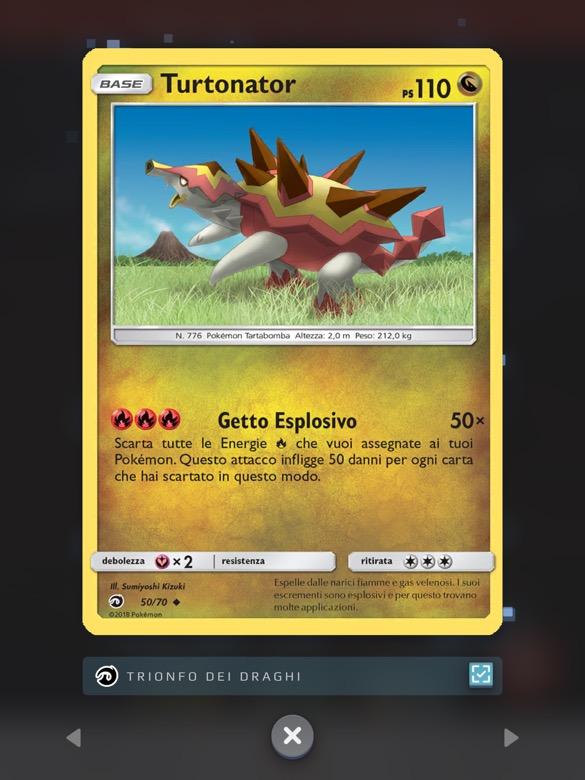 Pokémon GCC Legami Inossidabili