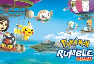 Pokémon Rumble Rush su dispositivi iOS, i nostri primi minuti di gioco!