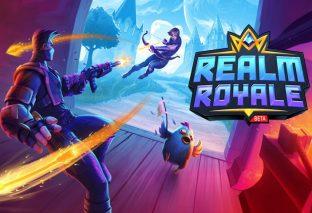 Realm Royale, la versione free-to-play è ora disponibile su Nintendo Switch!