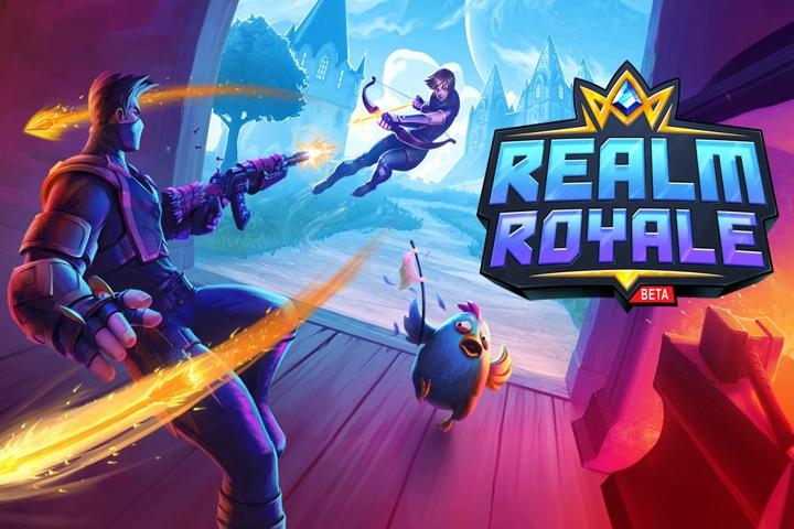 Realm Royale è arrivato con il Founder's Pack su Nintendo Switch!