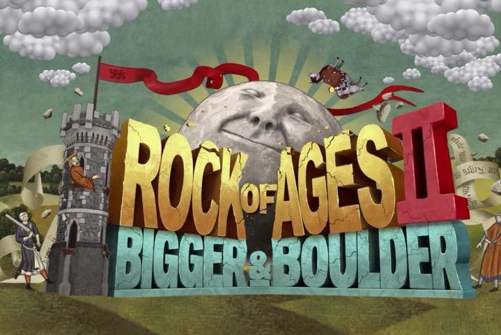 Rock of Ages 2: Bigger & Boulder – Recensione
