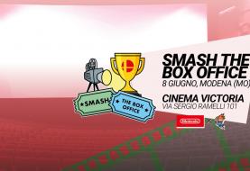 Smash the Box Office: il torneo di Super Smash Bros. Ultimate arriva al Victoria Cinema di Modena!