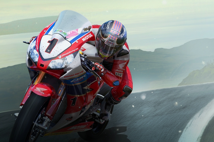 TT Isle of Man – Ride on the Edge è arrivato su Nintendo Switch!