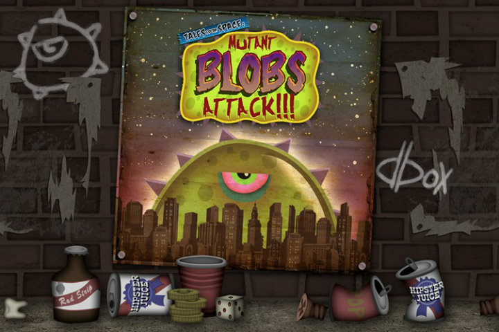 Tales From Space: Mutant Blobs Attack – Recensione