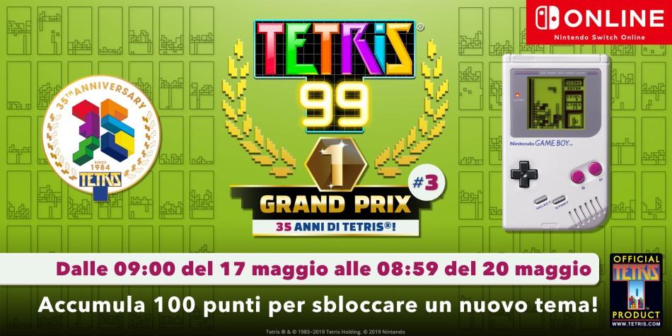 Tetris 99 Grand Prix 3
