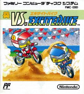Vs. Excitebike cover