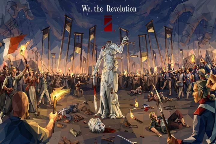 We. The Revolution: giudicate ai tempi della Rivoluzione francese dal 25 giugno su Nintendo Switch!