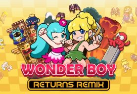 Wonder Boy Returns Remix - Recensione