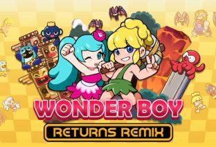 Wonder Boy Returns Remix - Recensione