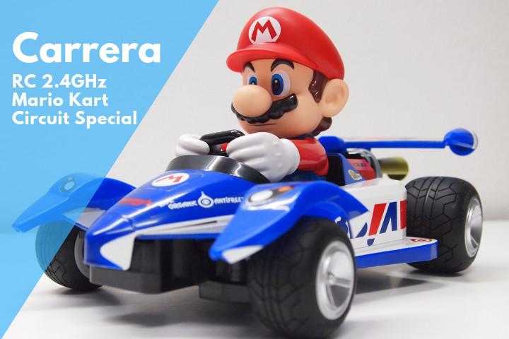 Carrera RC 2.4GHz Mario Kart Circuit Special – Mario – Recensione