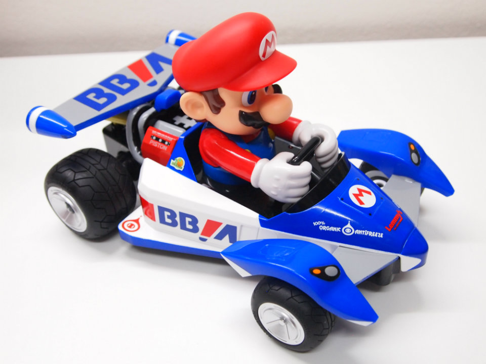 Carrera RC 2.4GHz Mario Kart Circuit Special