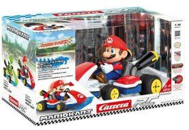 Carrera RC 2.4GHz Mario Kart Race con suoni - Recensione