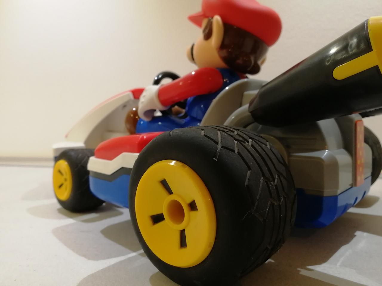 Mario Kart Race