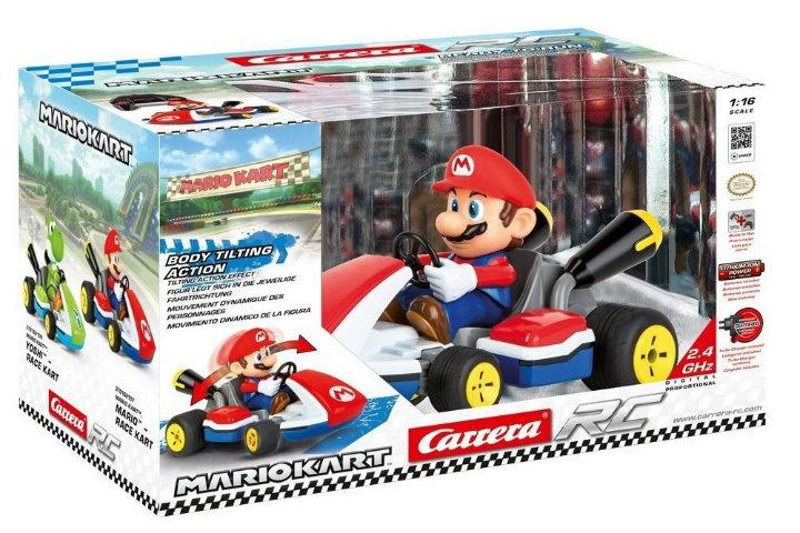 Carrera RC 2.4GHz Mario Kart Race con suoni – Recensione