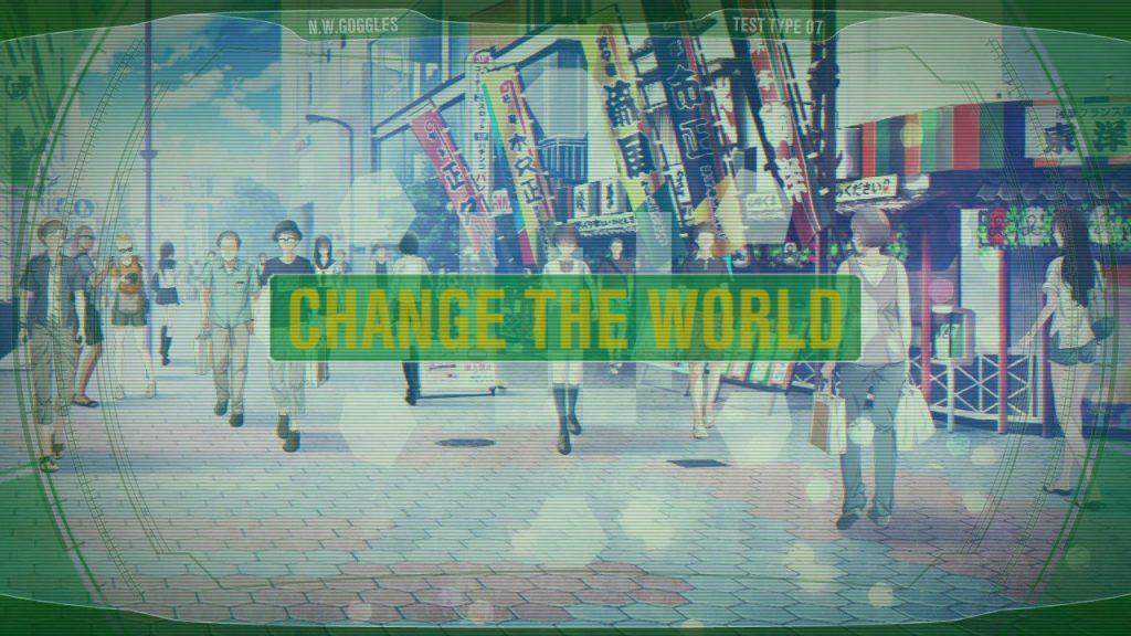 Change the World - OWIE