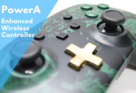PowerA Enhanced Wireless Controller per Nintendo Switch - Recensione