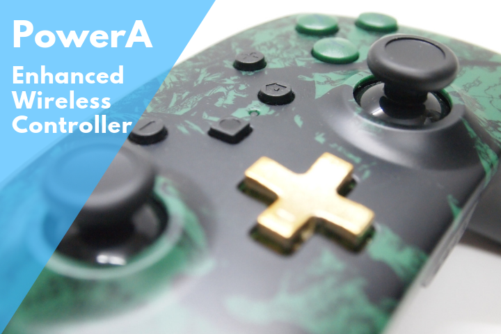 PowerA Enhanced Wireless Controller per Nintendo Switch – Recensione