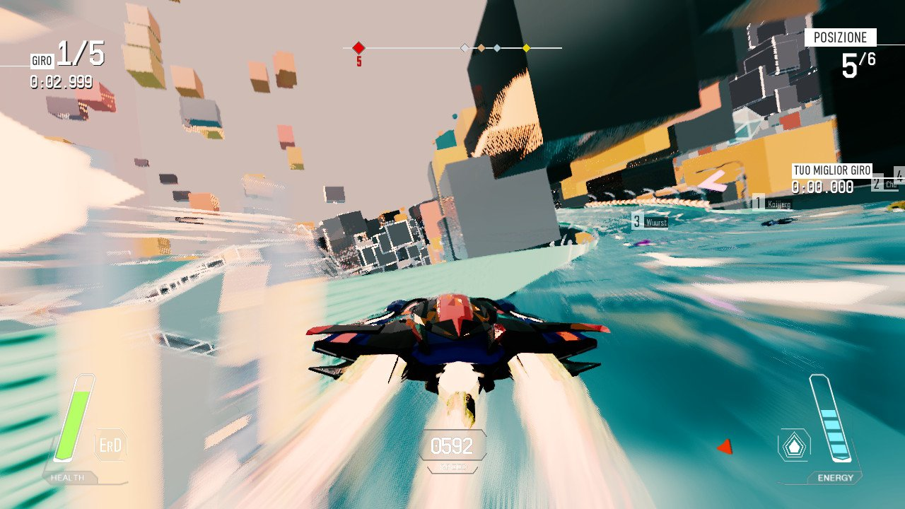 Redout Switch