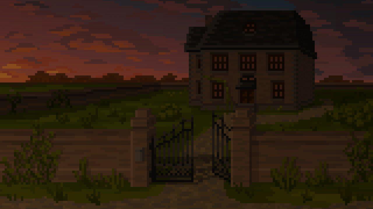Magione The last door