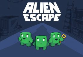 Alien Escape, il puzzle platform arriverà il 25 giugno su Steam e Nintendo Switch!
