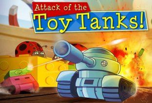 Attack of the Toy Tanks, i carri armati giocattolo combatteranno tra oggi e il 28 giugno su console!