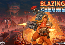Blazing Chrome - un tuffo nel passato con Nintendo Switch