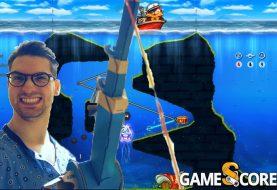 Captain Cat su Nintendo Switch: i nostri primi minuti di gioco!