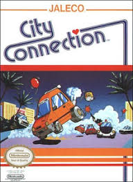 City Connection front